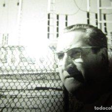 Fotografía antigua: FOTOGRAFIA SUBESTACION SALTOS DEL SIL MAJADAHONDA MADRID 1954 JOSE SOLER. Lote 145923338