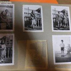 Fotografía antigua: LOTE FOTOS AÑOS 30. Lote 146412822