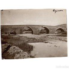 Fotografía antigua: ESPINOSA. ASTURIAS.- PUENTE - 8,5 X 11,5. Lote 147613718