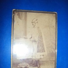 Fotografía antigua: (FOT-190100)FOTOGRAFIA ALBUMINA MOROS Y CRISTIANOS DE LORCA - FOTO F.RODRIGO. Lote 147674102
