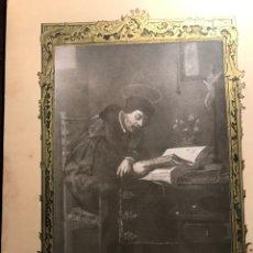Fotografía antigua: VALENCIA. FOTOGRAFÍA GROLLO Y RODRIGUEZ. SANTO. Lote 148768189