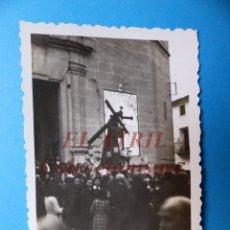 Fotografía antigua: VALENCIA - PROCESION - AÑOS 1930-40. Lote 148810754