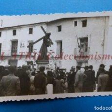 Fotografía antigua: VALENCIA - PROCESION - AÑOS 1930-40. Lote 148813386