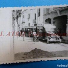 Fotografía antigua: VALENCIA O PROVINCIA - VISTA - AÑOS 1930-40. Lote 148814114