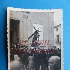 Fotografía antigua: VALENCIA - PROCESION - AÑOS 1930-40. Lote 148814630