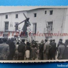 Fotografía antigua: VALENCIA - PROCESION - AÑOS 1930-40. Lote 148815014