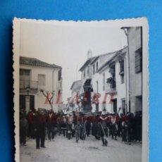 Fotografía antigua: VALENCIA - PROCESION - AÑOS 1930-40. Lote 148815150