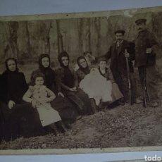 Fotografía antigua: FOTO ALBÚMINA EN CARTÓN ANTIGUA ANTIGUA FOTOGRAFÍA ORIGINAL ALBÚMINA EN CARTÓN.. Lote 149520860