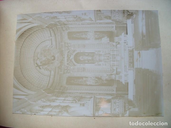 Fotografía antigua: MONTSERRAT.-RECUERDO DE LA SANTA CUEVA.-MANRESA.-A.M.D.G.-ALBUMINAS.-1880-1900. - Foto 6 - 87014812