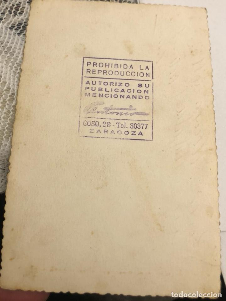 Old photograph: Fotografía torero antiguo original - Foto 4 - 150849250
