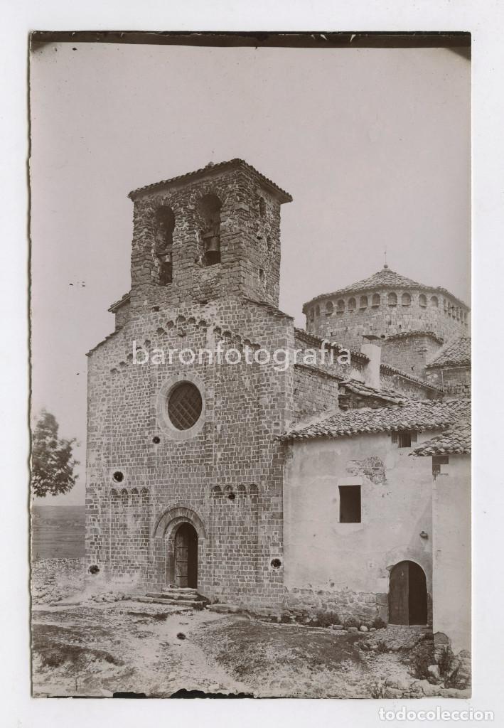 CATALUÑA, IGLESIA POR IDENTIFICAR, 1900'S. APROX. 13X18 CM. (Fotografía Antigua - Albúmina)
