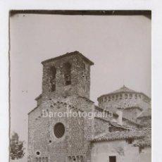 Fotografía antigua: CATALUÑA, IGLESIA POR IDENTIFICAR, 1900'S. APROX. 13X18 CM.. Lote 150966878