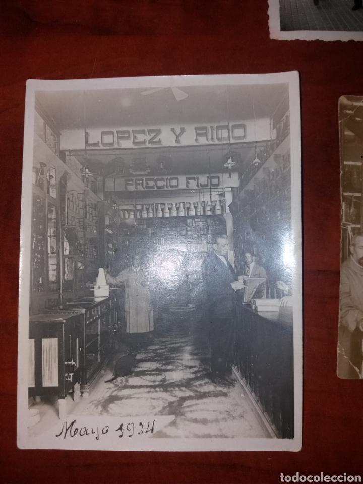 Fotografía antigua: Fotos ferretería antigua de Alicante López y Rico. - Foto 3 - 151617824