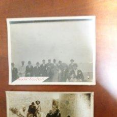 Fotografía antigua: GRUPO DE AMIGOS GUALA IBI ALICANTE.1923. Lote 152551166