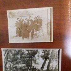 Fotografía antigua: GRUPO DE AMIGOS GUALA IBI ALICANTE 1924. Lote 152551614