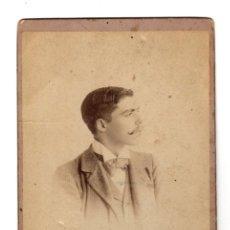 Fotografía antigua: FOTOGRAFIA ALBUMINA J. ARRILLAGA. TOLOSA. GIPUZKOA. CIRCA 1900. FOTOGRAFIA ARTISTICA VASCONGADA. Lote 153067288