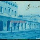 Fotografía antigua: ESTACIÓN - FERROCARRIL - GRANOLLERS - 1910'S - CIANOTIPIA . Lote 156478954