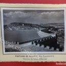 Fotografía antigua: PANTANO DE PUENTES. (RÍO GUADALENTÍN) LORCA (MURCIA)1953. FOTO CON CARACTERÍSTICAS AL DORSO. Lote 156513678
