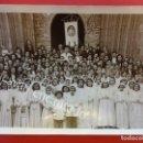 Fotografía antigua: PARROQUIA DE LA CONCEPCIÓN. BARCELONA. MAYO DE 1940. FOTO 12 X 9 CTMS.. Lote 157006210