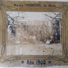 Fotografía antigua: ALCOY FOTOGRAFO ENRRIQUE GARCIA. Lote 157345494