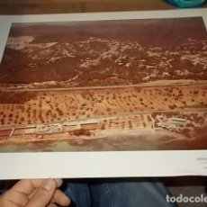 Fotografía antigua: FOTOGRAFÍA DE AUTOR NUMERADA DE PALMANOVA( MALLORCA) AÑOS 60-70. 40 X 30 CM. PANORAMAS MEDITERRÁNEOS. Lote 158794906