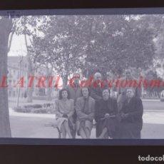 Fotografía antigua: VALENCIA Y PROVINCIA - 15 VISTAS NEGATIVOS EN CELULOIDE - AÑOS 1930. Lote 161079318