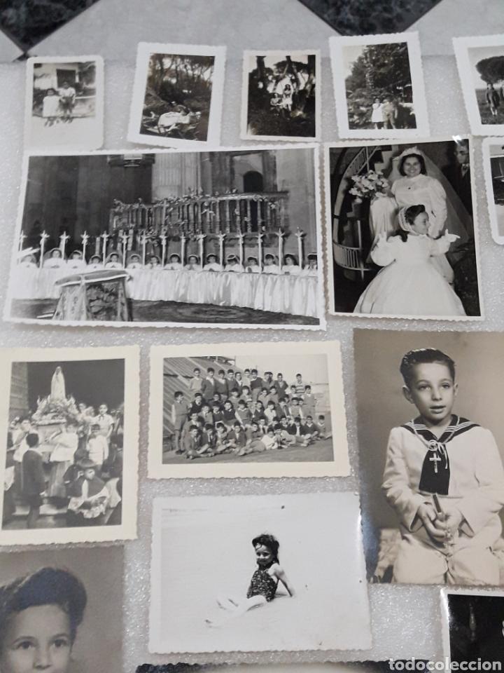 Fotografía antigua: LOTAZO ANTIGUAS FOTOS TROQUELADAS - Foto 3 - 161290424