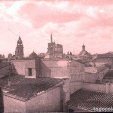 Fotografía antigua: VALENCIA NEGATIVO CRISTAL. Lote 161823186