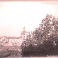 Fotografía antigua: VALENCIA NEGATIVO CRISTAL. Lote 161824210
