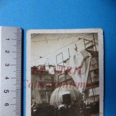 Fotografía antigua: VALENCIA - FALLAS - FOTOGRAFICA - AÑO 1933. Lote 162068514