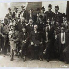 Fotografía antigua: ZARAGOZA 1928. Lote 163454954