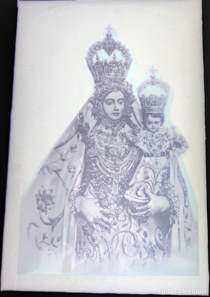 LUCENA NEGATIVO DE CRISTAL (Fotografía Antigua - Albúmina)