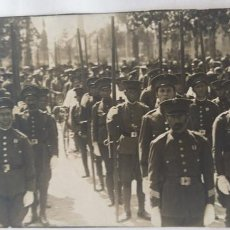 Fotografía antigua: MURCIA 1928 GRUPO DE LA CRUZ ROJA EN LA MISA DE CAMPAÑA . Lote 163972050