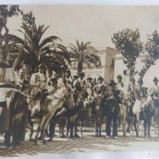 Fotografía antigua: MURCIA 1928 BANDO DE LA HUERTA . Lote 163972246