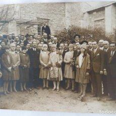 Fotografía antigua: BENIAJAR MURCIA 1928 . Lote 163972486