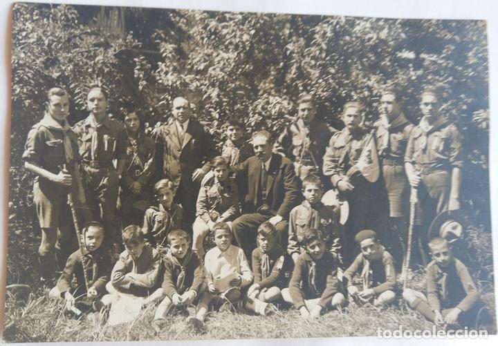 MURCIA 1928 ESPLORADOR PIO GARCIA VIÑOLAS (Fotografía Antigua - Albúmina)