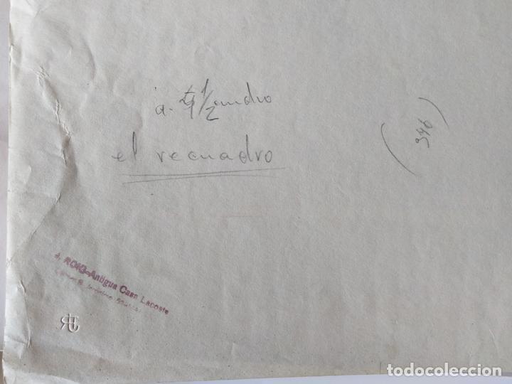 Fotografía antigua: MADRID SAN ANTONIO DE LA FLORIDA J. ROIG - Foto 2 - 164831922