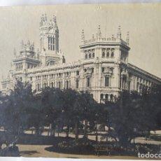 Fotografía antigua: MADRID J. ROIG. Lote 164832598