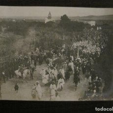 Fotografía antigua: TETUAN-FOTOGRAFIA ALBUMINA ANTIGUA-VER FOTOS-(V-17.074). Lote 165252050