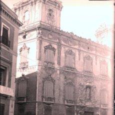 Fotografía antigua: VALENCIA NEGATIVO CRISTAL. Lote 165375494