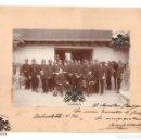 Fotografía antigua: ORIHUELA.(ALICANTE).-FOTOGRAFÍA MIEMBROS DEL CUERPO DE SEGURIDAD 1914. MEDIDAS.25 X 20CM. Lote 165496126
