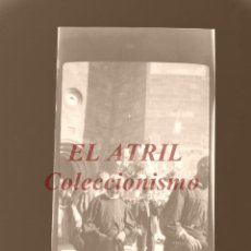 Fotografía antigua: VALENCIA - FALLAS - CLICHE NEGATIVO EN CELULOIDE - AÑOS 1930-50. Lote 166306170