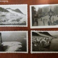 Fotografía antigua: MAGDALENA BAY SPITZBERG.1931. Lote 166630266