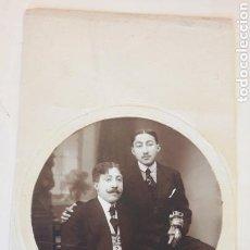 Fotografía antigua: ÁLBUM FOTOS ANTIGUO (CON FOTOS). Lote 166631138