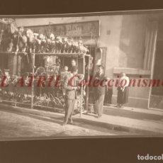 Fotografía antigua: VALENCIA - VISTA - CLICHE NEGATIVO EN CELULOIDE - AÑOS 1930-50. Lote 166749622