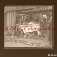 Fotografía antigua: VALENCIA - VISTA - CLICHE NEGATIVO EN CELULOIDE - AÑOS 1930-50. Lote 166749778