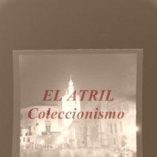 Fotografía antigua: VALENCIA - VISTA - CLICHE NEGATIVO EN CELULOIDE - AÑOS 1930-50. Lote 166749946