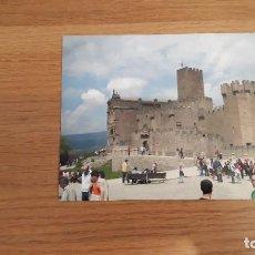 Fotografía antigua: FOTOGRAFIA CASTILLO DE JAVIER, NAVARRA, 17 X 13 CTMS. Lote 167141292