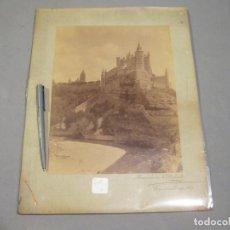 Fotografía antigua: FOTOGRAFÍA DE SEGOVIA. MARQUÉS DE VILLAFUERTE. MAYO 1887.. Lote 169454308