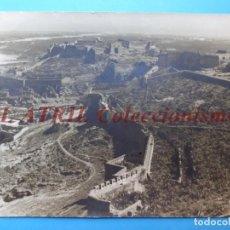 Fotografía antigua: SAGUNTO, VALENCIA, VISTA DEL CASTILLO - AÑOS 1930-40. Lote 170010748